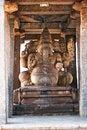 Free Stone Carved Sculpture Of Elephant God Ganesha Stock Images - 9851524