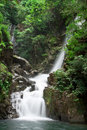 Free Waterfall Tropical Forest Of Thailand Royalty Free Stock Photos - 9853268