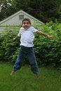Free Boy Playing Royalty Free Stock Photos - 9858838