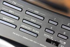 Free Radio Button Stock Photos - 9851093