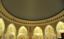 Free Gold Souk Dome 2 Stock Photography - 9851982