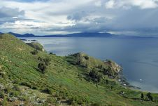 Free Titicaca Lake, Bolivia Stock Photography - 9852102