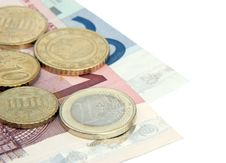 Free Euro Money Stock Image - 9852111