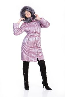 Free Winter Fashion Stock Photo - 9852310