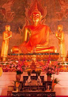 Free Buddha Images Stock Photos - 9852333
