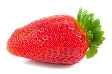 Free Strawberry Isolated Royalty Free Stock Image - 9854246