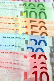 Free Euro Background Stock Photos - 9855893