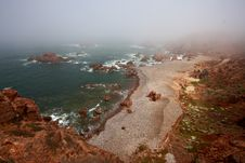 Free Ocean At Mist Stock Photos - 9856343