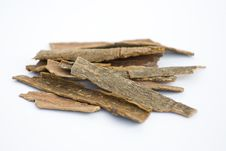 Free Stick Of Cinnamon Or Dalchini Stock Photography - 9857182