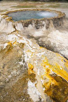 Free Yellowstone Royalty Free Stock Image - 9858416