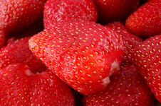 Free Strawberry Royalty Free Stock Image - 9858466