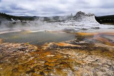 Free Yellowstone Royalty Free Stock Photography - 9858487