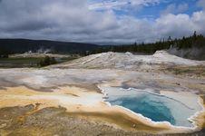 Free Yellowstone Royalty Free Stock Photos - 9858598