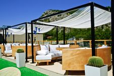Free Lounge Area Royalty Free Stock Photos - 9859268