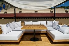 Free Lounge Area Royalty Free Stock Image - 9859276