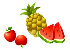 Free Fruits Royalty Free Stock Photos - 9859418