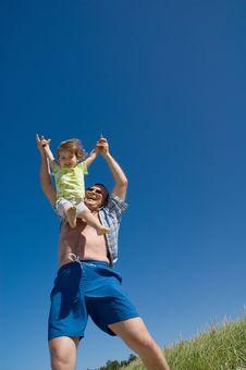 Free Family Game Stock Photo - 9859450