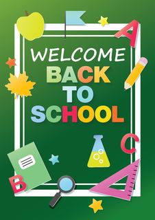 Free Back To School Stock Photos - 98556473
