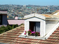 Free Window On The Roof Royalty Free Stock Photo - 9862735