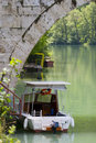 Free River Boat Royalty Free Stock Photography - 9862897