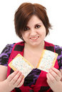 Free Teen And Toaster Pastries Royalty Free Stock Photo - 9865045
