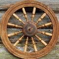 Free Closeup Hand Spinning Wheel Stock Photo - 9866880