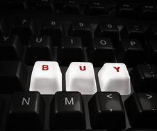 Free Shopping On The Internet Icon Symbol Stock Photos - 9860283