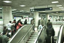 Free Passenger Royalty Free Stock Photography - 9862057