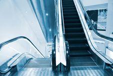 Free Escalator Stock Image - 9862161