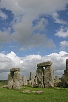 Free Stonehenge Stock Photography - 9862242