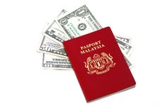 Free International Passport Series 05 Stock Photo - 9862860