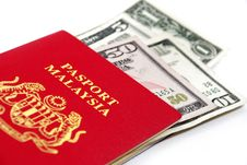 Free International Passport Series 05 Royalty Free Stock Photo - 9862905