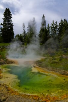 Free Yellowstone Stock Images - 9862984