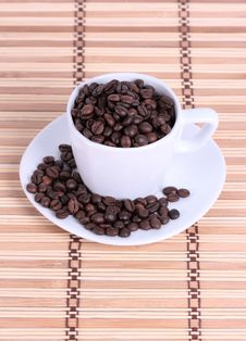 Free Coffee Cup Stock Image - 9863281