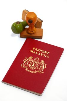 Free International Passport Series 04 Stock Photos - 9863413