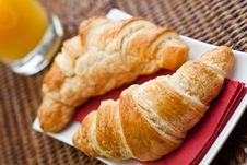 Free Continental Breakfast Royalty Free Stock Photo - 9865735