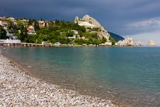 Free Gurzuf, Crimea Stock Photo - 9866280