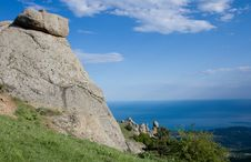 Free Demerdzhi, Crimea Stock Photography - 9866302