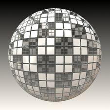 Free Disco Ball Stock Image - 9866471