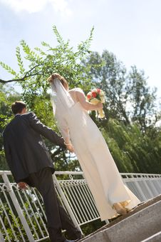 Free Marriage Royalty Free Stock Photography - 9866557
