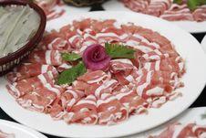 Free Main Dish Of Chinese Hot Pot Royalty Free Stock Photos - 9867358