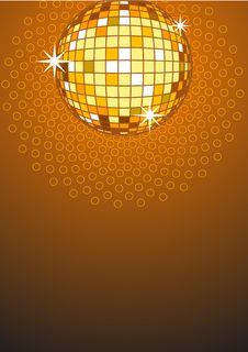 Free Music_disko Royalty Free Stock Images - 9868219