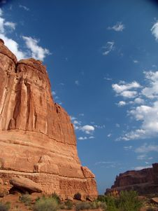 Free Arches National Park Stock Images - 9868384