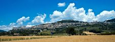 Free Assisi Landscape Royalty Free Stock Image - 9868936