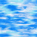 Free Seamless Blue Cloudy Glass Royalty Free Stock Photo - 9872555