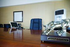 Free Company Tidy Office Stock Photography - 9873512