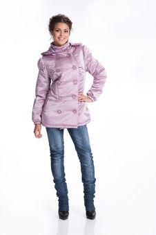 Free Winter Fashion Royalty Free Stock Photos - 9874288