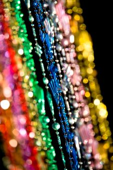 Free Colourful Beads Stock Photo - 9874750