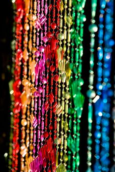 Free Colourful Beads Stock Photos - 9874853