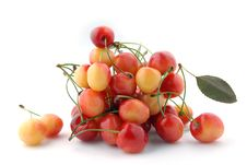 Free Sweet Cherries Royalty Free Stock Photos - 9875348
